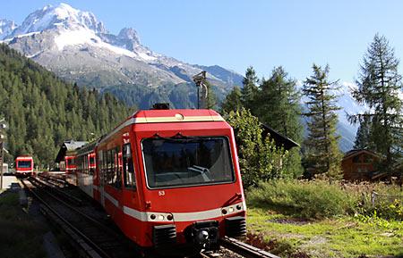 activités Saint-Gervais sncf mont blanc