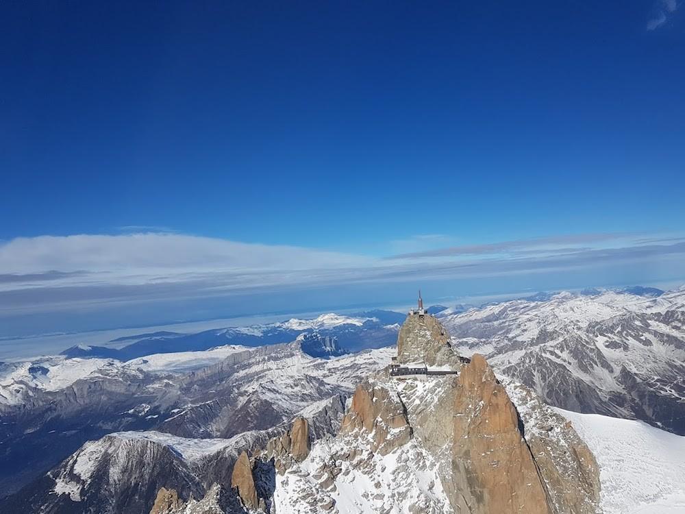 Pays du Mont-Blanc - Aiguille du Midi